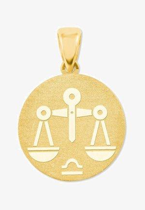 Pendant - gold