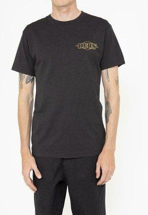 BUMMER - Print T-shirt - black