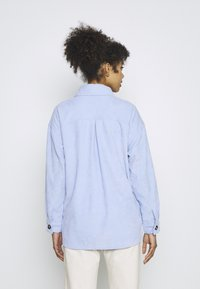 Moves - SAVISA - Button-down blouse - light blue - 2