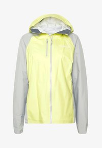 Norrøna - BITIHORN JACKET - Hardshell jacket - sunny lime - 4