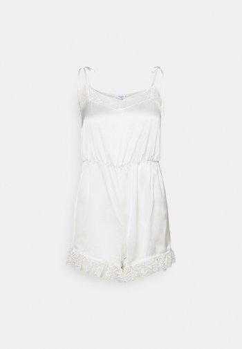 BRIDAL TEDDY - Pyjama - white