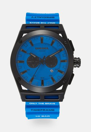 TIMEFRAME - Chronograph watch - blue