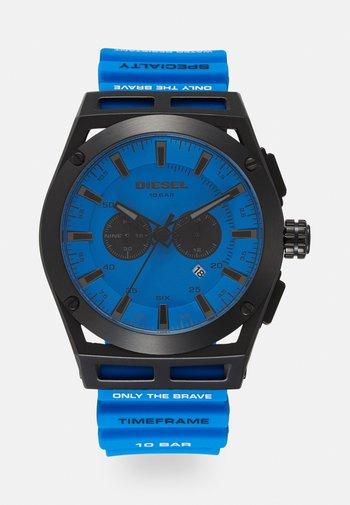 TIMEFRAME - Chronograph watch - blue