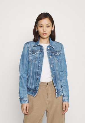 THRIFT - Denim jacket - denim