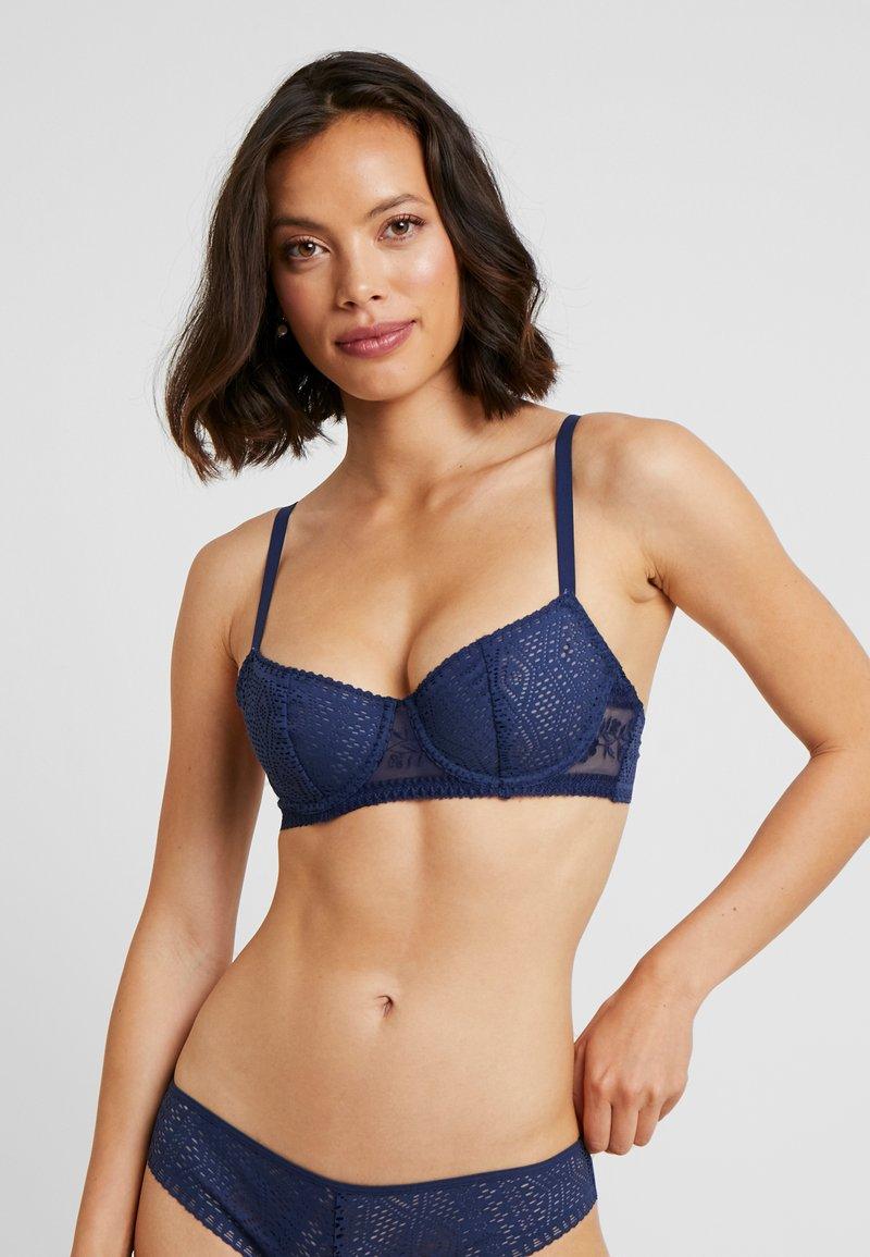 Passionata - HOLALA - Balconette bra - dark blue