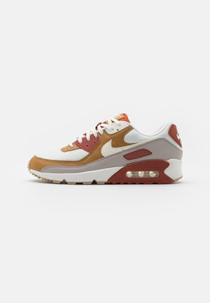 AIR MAX 90 - Trainers - rugged orange/sail/wheat/light brown