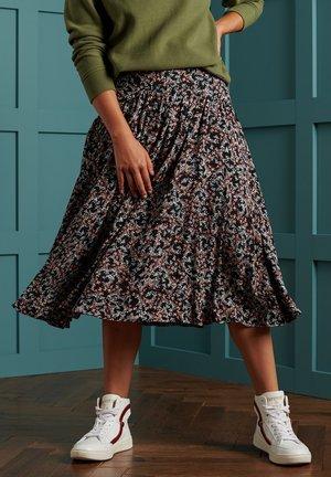 RONDA  - A-line skirt - autumn daisy