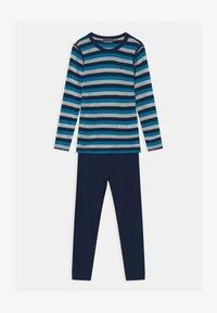 Color Kids - SET UNISEX - Undershirt - dress blues - 0