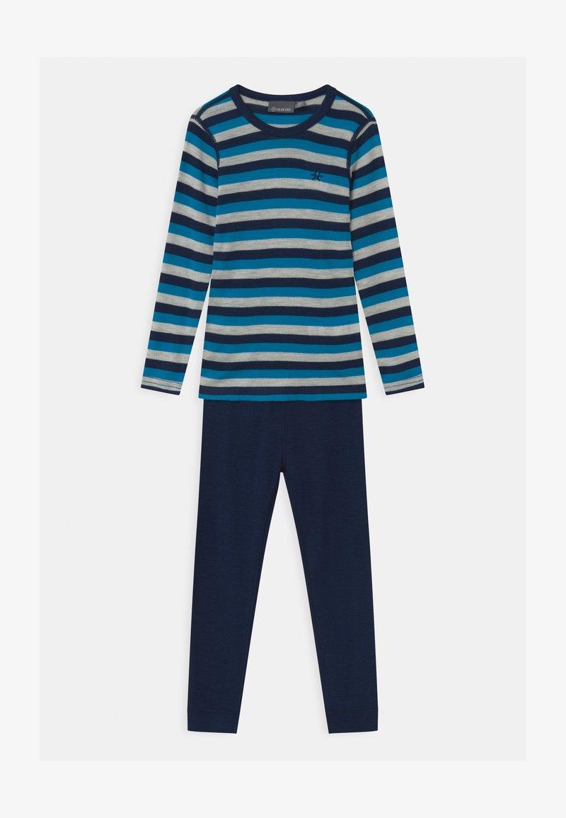 Color Kids - SET UNISEX - Undershirt - dress blues