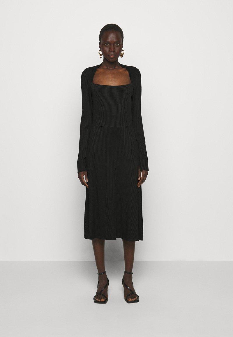 Libertine-Libertine - SUCH - Denní šaty - black