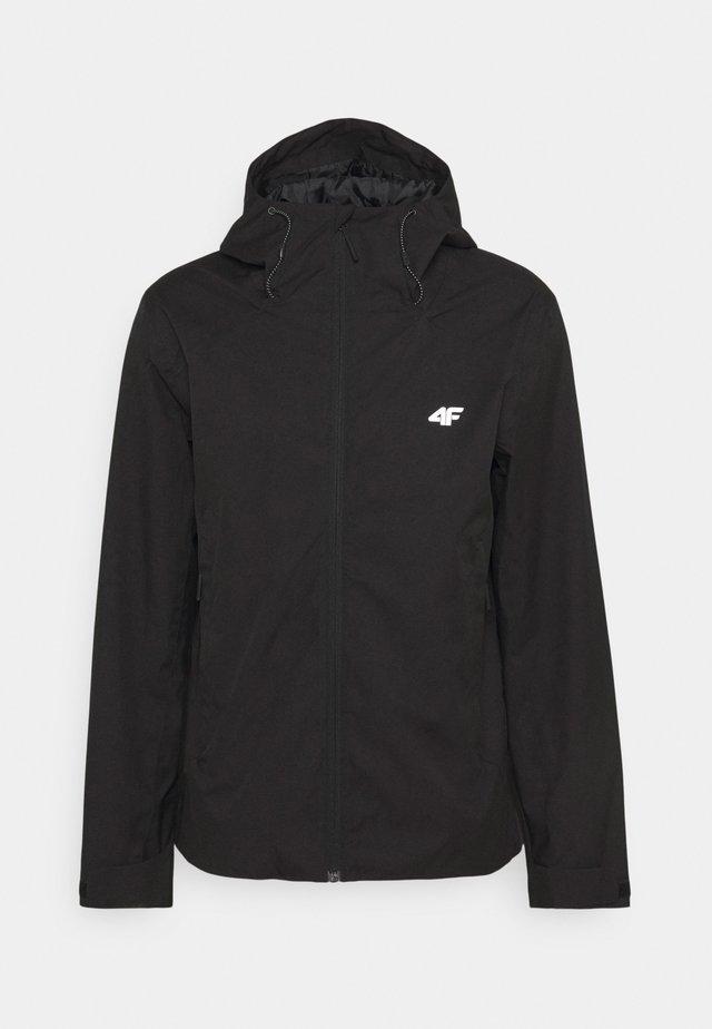 Men's urban jacket - Giacca sportiva - black
