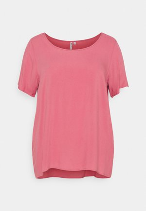 CARFIRSTLY LIFE - T-shirts med print - baroque rose