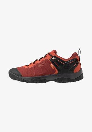 VENTURE WP - Hiking shoes - fired brick/burnt ochre