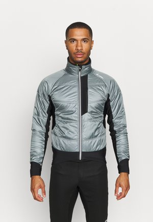 BIKE ISO JACKET HOTBOND - Outdoor jacket - granite