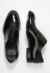 Doucal's - BRUNO YORK - Smart lace-ups - black - 1