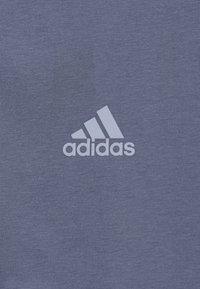 adidas Performance - Legginsy - orbit violet/violet tone - 2