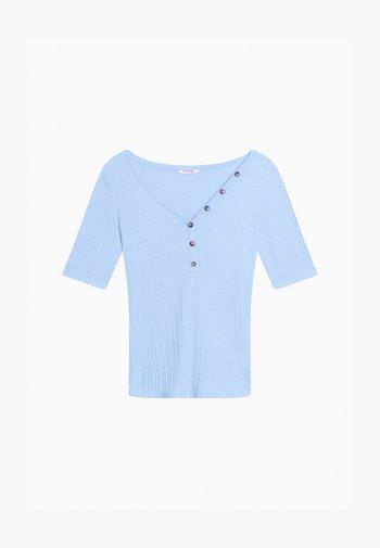 Basic T-shirt - sky blue