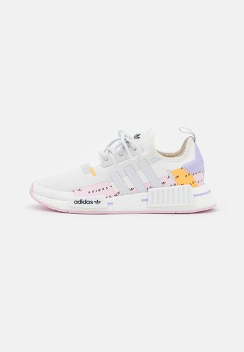 NMD_R1  - Baskets basses - crystal white/clear pink