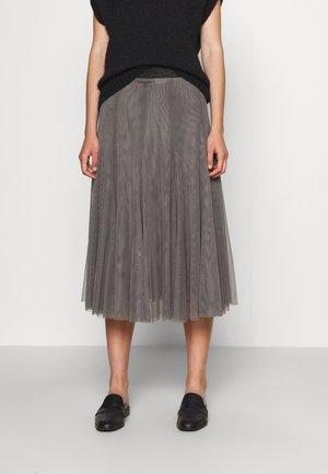 LALA ABBIE SKIRT - A-line skirt - dark blue