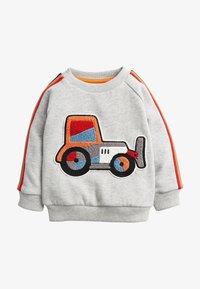 Next - Sweater - grey - 0