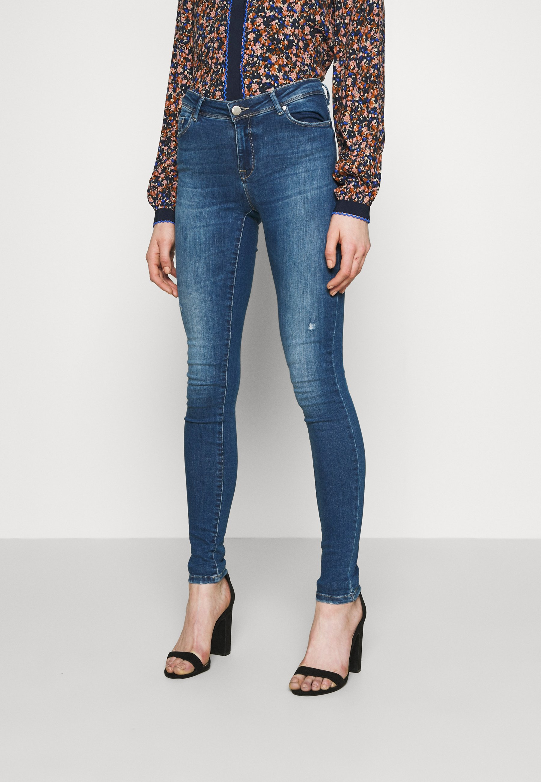 Damer ONLSHAPE LIFE - Jeans Skinny Fit