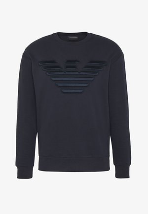FELPA - Sweater - blu navy