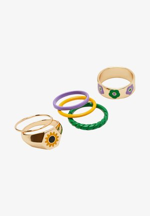 6-PACK - Ring - gold