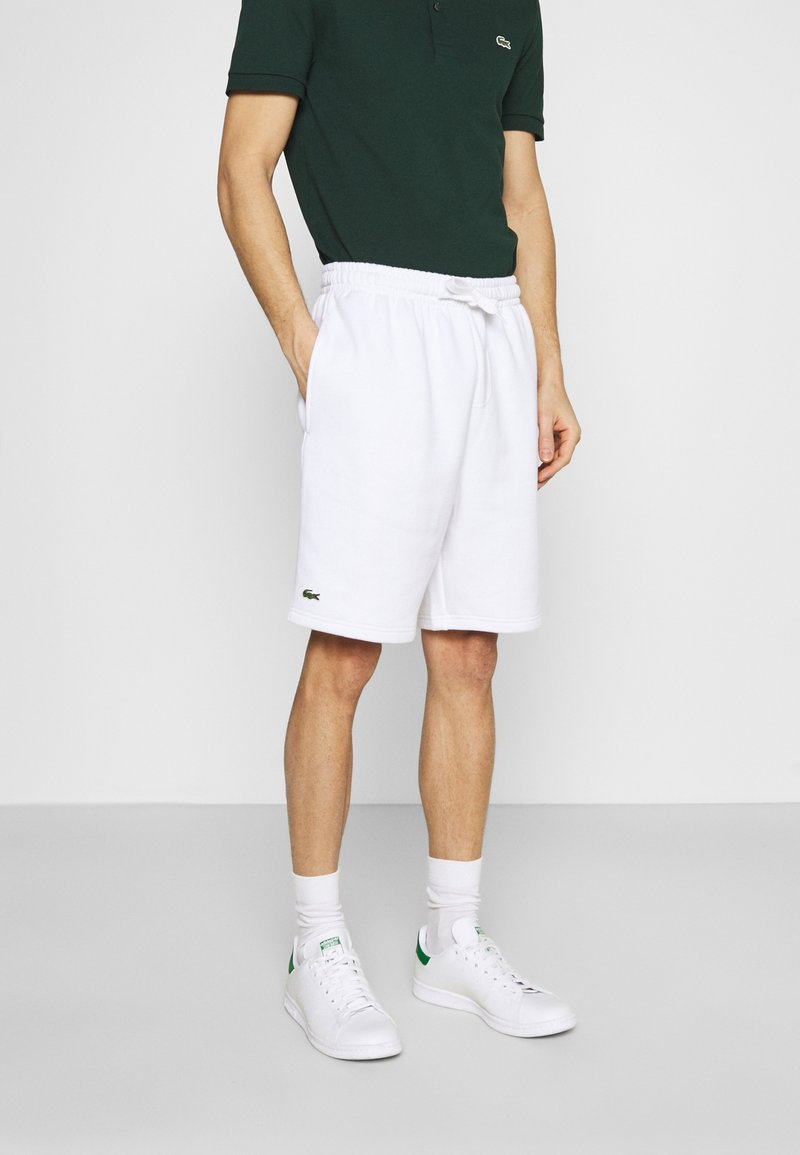 Lacoste - Verryttelyhousut - white