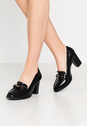 CONQUER - Klassiske pumps - black