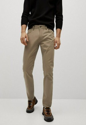 PISA - Kalhoty - beige