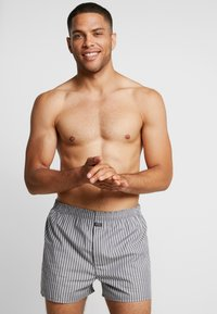 Jockey - 3 PACK - Boxer shorts - navy - 0