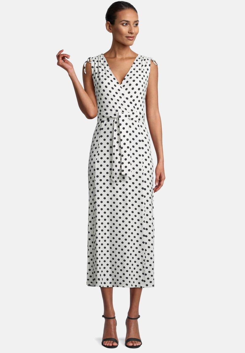 Betty Barclay - Day dress - weiß/dunkelblau