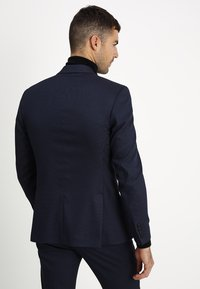 Selected Homme - SLHSLIM FIT ACECHACO SUIT - Jakkesæt - dark navy - 3