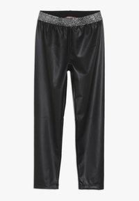 Pinko Up - OCULISTA SIMILPELLE - Leggings - Trousers - black - 0