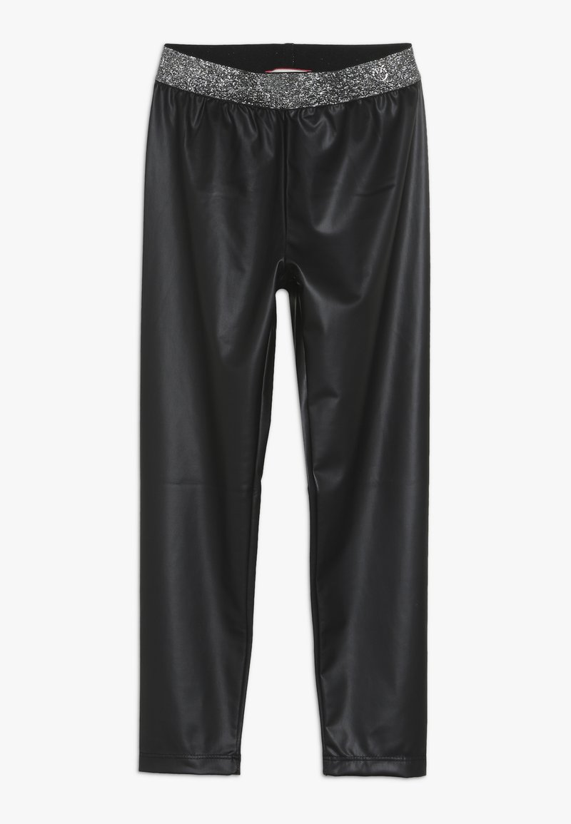 Pinko Up - OCULISTA SIMILPELLE - Leggings - Trousers - black