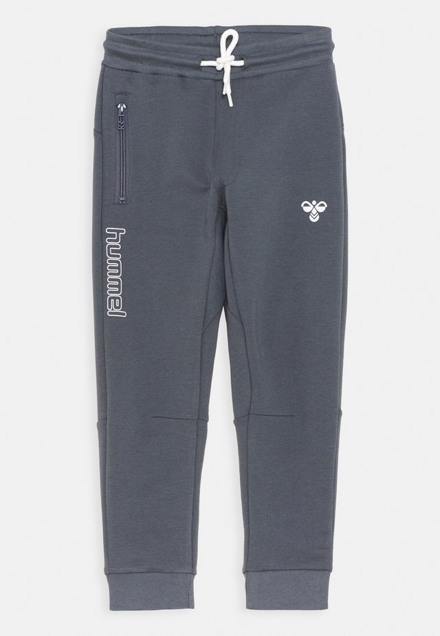 OCHO PANTS UNISEX - Pantalon de survêtement - ombre blue