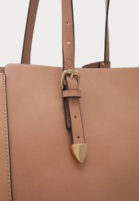 ALDO - SMOOTH - Tote bag - rugby tan - 5