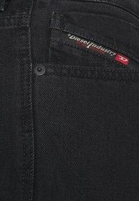 Diesel - Slim fit jeans - black denim - 3