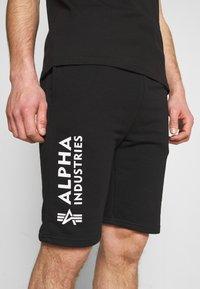 Alpha Industries - Teplákové kalhoty - black - 5