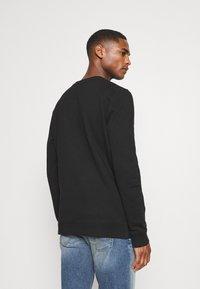 Marc O'Polo DENIM - LOGO PRINT - Sweatshirt - black - 2