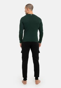 Schiesser Revival - FRIEDRICH - Long sleeved top - grün - 2