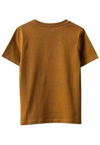 LC Waikiki - Print T-shirt - mustard - 1