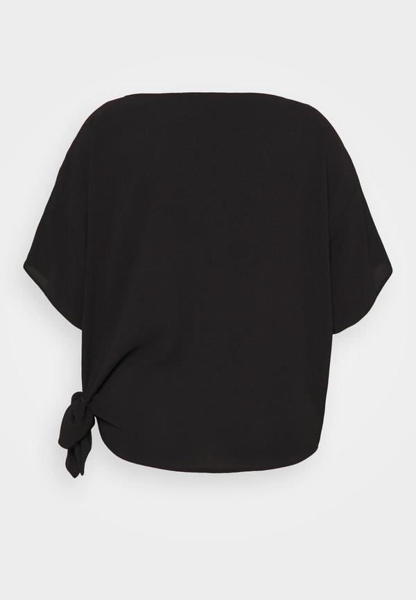 MICHAEL Michael Kors T-shirt z nadrukiem - black/czarny PWGX