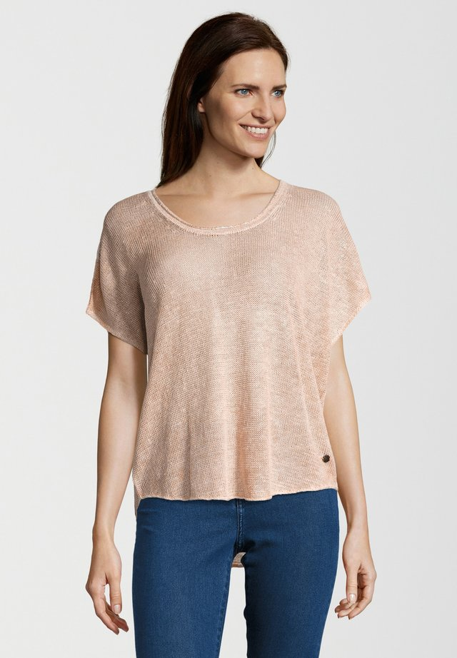 BALLOON - T-Shirt print - coral