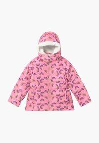 Lemon Beret - SMALL GIRLS - Winter jacket - prism pink - 0