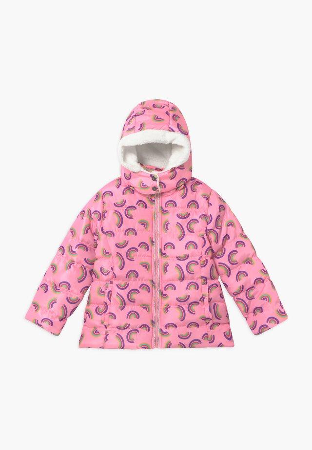 SMALL GIRLS - Zimní bunda - prism pink