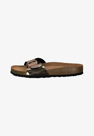 Slippers - mirr.rose gold