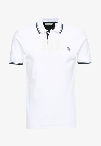 SLHNEWSEASON - Polo shirt - bright white
