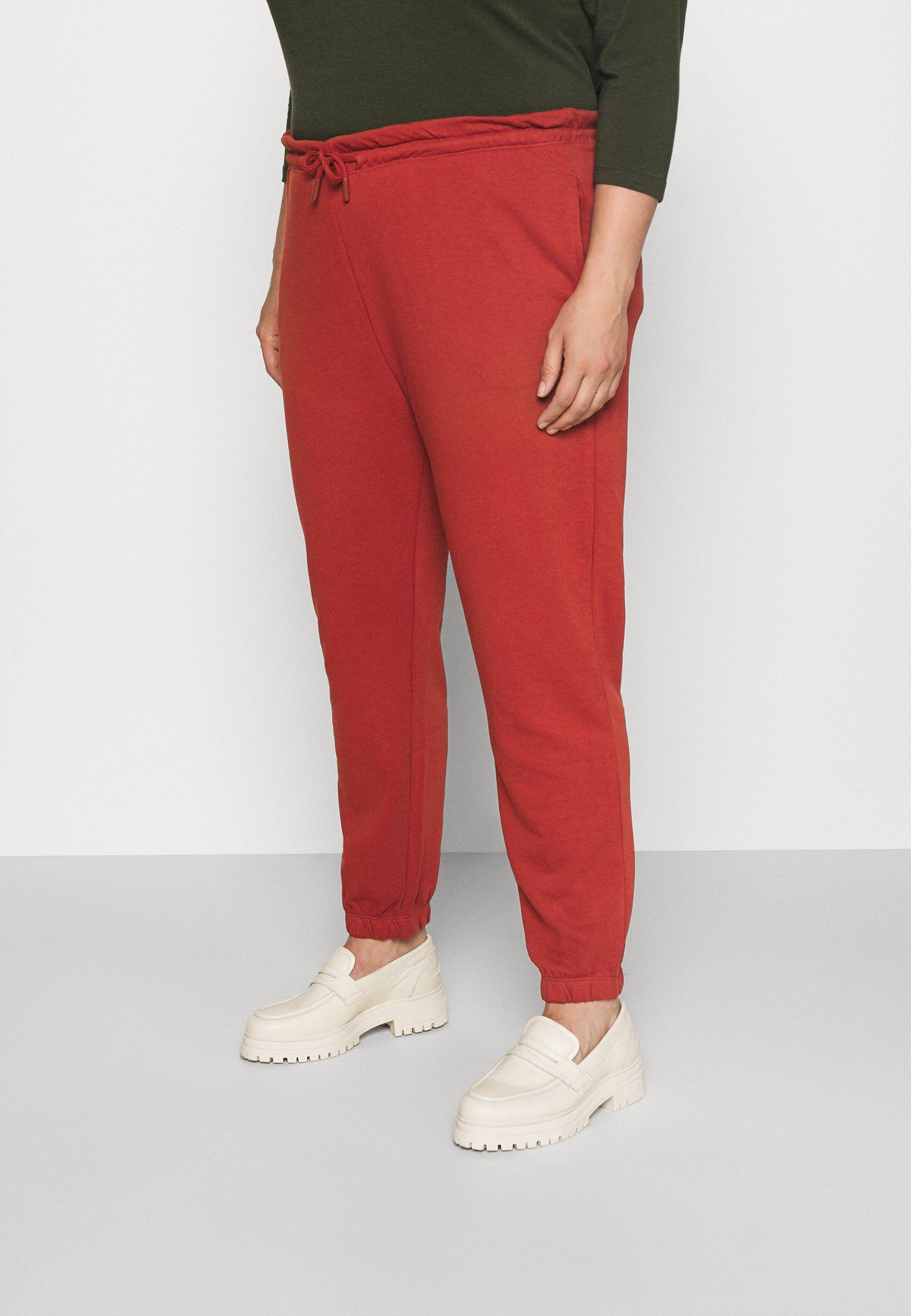Femme CARLESS LIFE PAPERBAG PANTS - Pantalon de survêtement