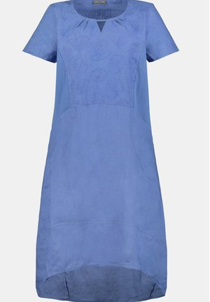 Maxi dress - jeansblau